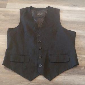 Mark Anthony Men Vest Size L